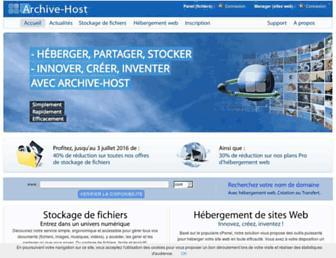 sd-2.archive-host.com screenshot