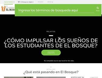 unbosque.edu.co screenshot