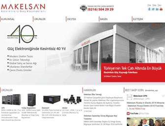 makelsan.com.tr screenshot