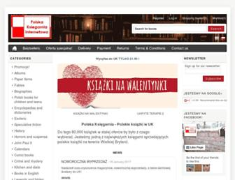 ksiegarniainternetowa.co.uk screenshot