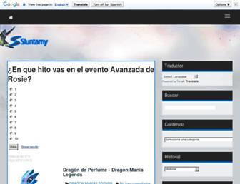 sluntamy.blogspot.com screenshot
