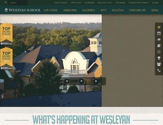 Thumbshot of Wesleyanschool.org