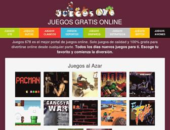juegos678.com screenshot