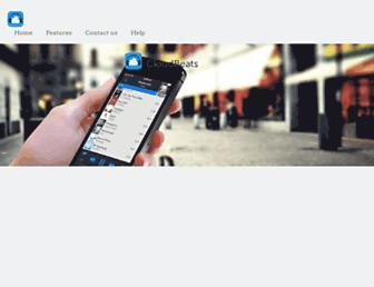 cloudbeatsapp.com screenshot