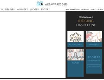 Thumbshot of Webaward.org