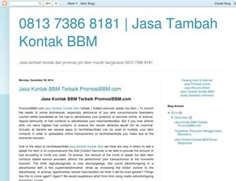 dbp-mesintempur.blogspot.com screenshot