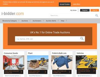Thumbshot of I-bidder.com