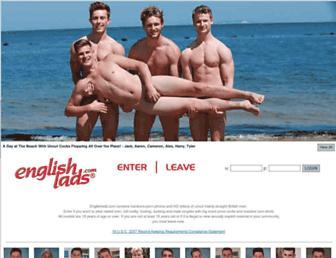 Thumbshot of Englishlads.com