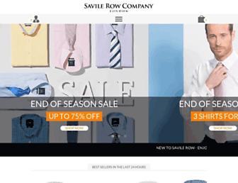 Thumbshot of Savilerowco.com