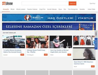 Thumbshot of Izlesene.com