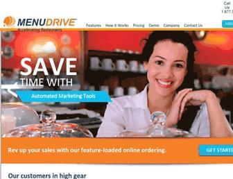 menudrive.com screenshot