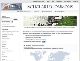 repository.upenn.edu screenshot
