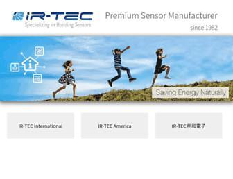 irtec.com screenshot