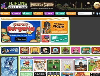 Thumbshot of Flipline.com
