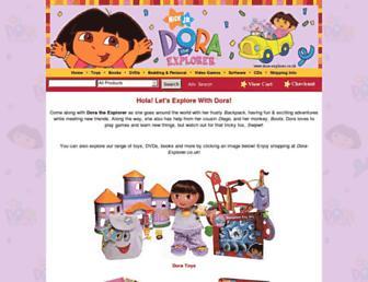 Thumbshot of Dora-explorer.co.uk