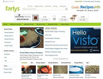 farlys.com screenshot