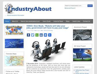 industryabout.com screenshot