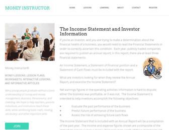 content.moneyinstructor.com screenshot
