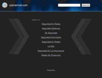 Thumbshot of Vjetnamnet.com