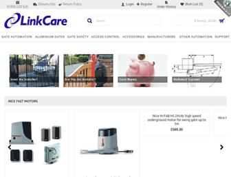 linkcare.net screenshot
