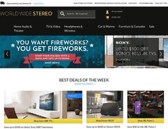 Thumbshot of Wwstereo.com