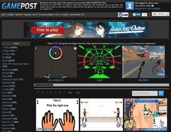 Thumbshot of Gamepost.com