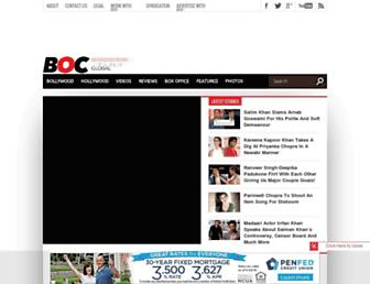 Thumbshot of Businessofcinema.com