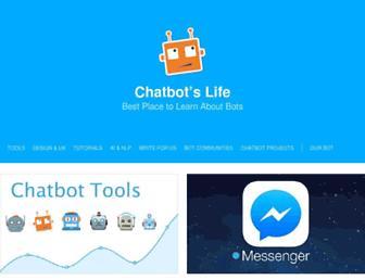 chatbotslife.com screenshot