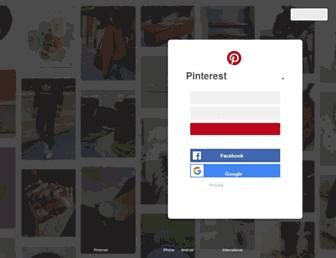 pinterest.co.kr screenshot