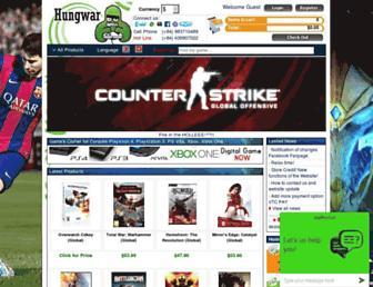 hungwar.com screenshot