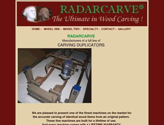 radarcarve.net screenshot