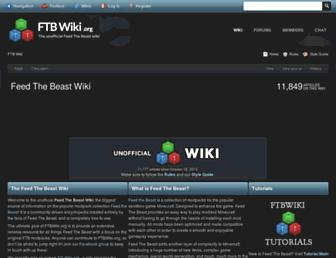 Thumbshot of Ftbwiki.org