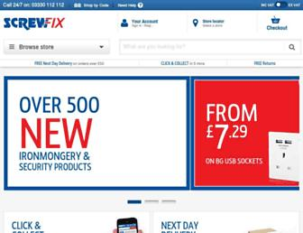 Thumbshot of Screwfix.com