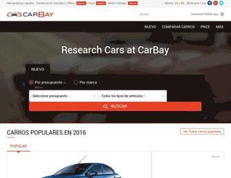 carbay.com.co screenshot