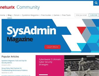 blog.netwrix.com screenshot