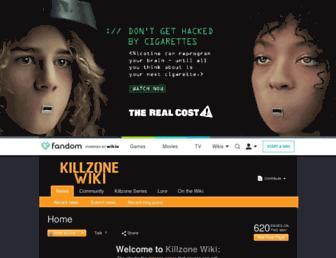 killzone.wikia.com screenshot