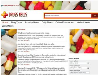 Thumbshot of Drugsnews.org