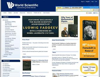 Thumbshot of Worldscientific.com