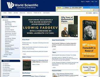 worldscientific.com screenshot