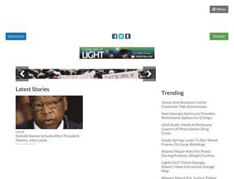 wabe.org screenshot