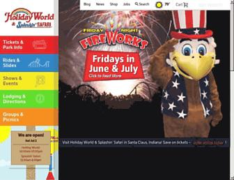Thumbshot of Holidayworld.com