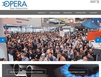 operadetectors.com screenshot