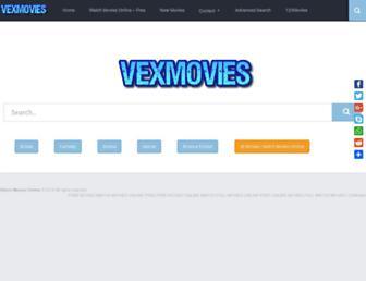 vexmovies.org screenshot