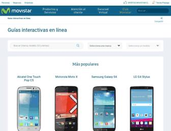 soporteequipos.movistar.cl screenshot