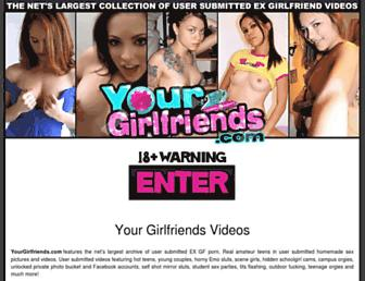 Thumbshot of Yourgirlfriends.com