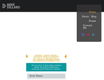 Thumbshot of Mikedillard.com