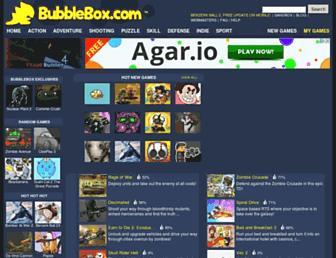 Thumbshot of Bubblebox.com