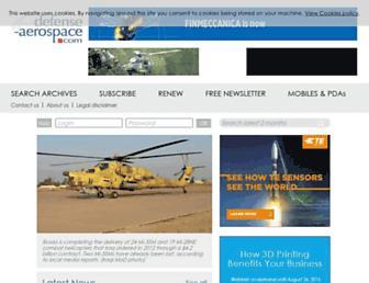 Thumbshot of Defense-aerospace.com