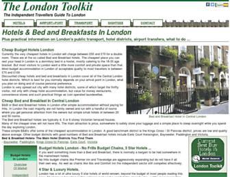 Thumbshot of Londontoolkit.com