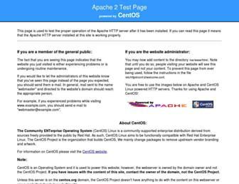 Main page screenshot of mytech.it